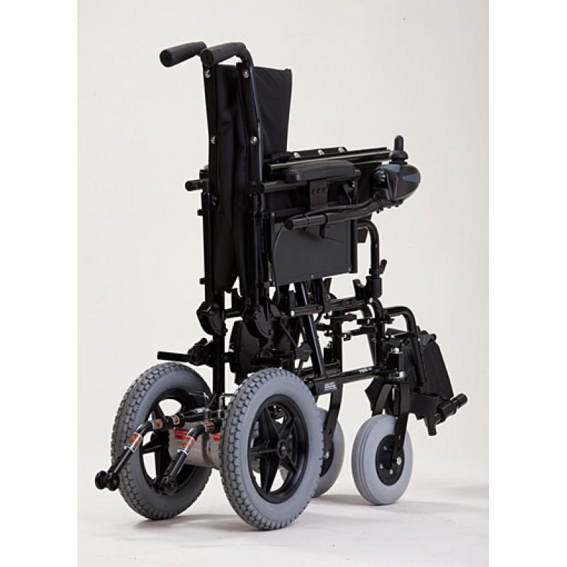 Электропривод для инвалидных колясок своими руками