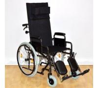 Кресло-коляска Оптим механическая с высокой спинкой 514A