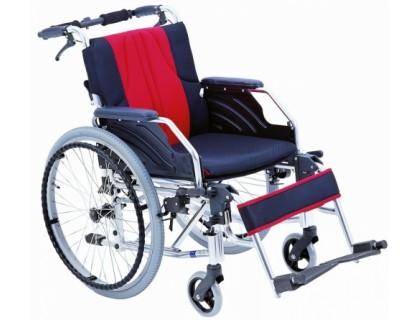 Кресло-коляска инвалидная Оптим LK6118-46AQ