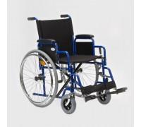 Кресло-коляска Армед H035 (литые колеса) (16, 17, 18, 19, 20 дюймов; 41, 44, 46, 49, 51 см)