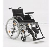 Кресло-коляска (ММ) FS250LCPQ механическая алюминиевая (ширина 41, 46 см)