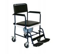 Кресло-каталка с санитарным оснащением Vermeiren 139B