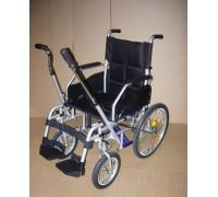 Кресло-коляска Инк «ЗП-Стандарт» для взрослых с двуручным рычажным приводом
