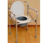 Кресло-туалет с санитарным оснащением FS894L (PR8005)