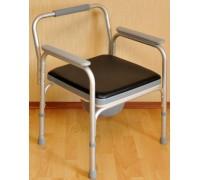 Кресло-туалет с санитарным оснащением Оптим PR8004/895L