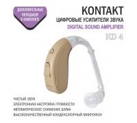Цифровой усилитель звука KONTAKT KD-4