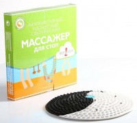 Акупунктурный магнитный сферический массажер для стоп