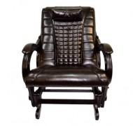 Массажное кресло-качалка EGO Balance EG-2003 ELITE Standart (кожа + арпатек)
