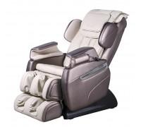 Массажное кресло US Medica QUADRO (бежевый, бронзовый/бежевый, черный)