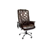 Офисное массажное кресло из арпатека EGO PRIME EG-1003 LUX Standart (антрацит, карамель)