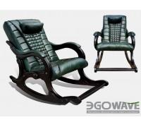 Массажное кресло-качалка EGO WAVE EG-2001 ELITE (разные цвета)