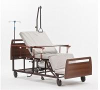 Кровать медицинская функциональная DHC FH-2 с принадлежностями