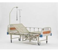 Кровать с электроприводом Belberg 10-53 ПЛАСТИК (с туалетным устройством)
