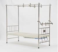 Кровать c механическим приводом Belberg 46-43 (2 функции, тракционная система)