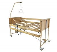 Медицинская кровать с электроприводом Dali II с матрацем
