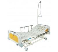 Кровать с механическим приводом Belberg 31-26L, 3 функции с ростоматом (без матраса+столик)