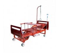Медицинская кровать с кардио-креслом Belberg 6-91  с санитарным оснащением