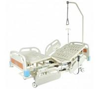 Кровать с электроприводом Belberg 3-79 (5 функций, с выдвижным ложементом) ПЛАСТИК