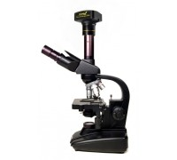 Микроскоп цифровой Levenhuk D670T, тринокулярный