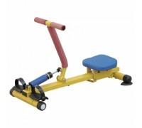 Детский гребной тренажер Ортотитан Baby Gym (LEM-KRM001)