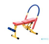 Детский тренажер для пресса Ортотитан Kids King Pro (LEM-KAB001)