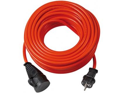 1161760 Brennenstuhl удлинитель BREMAXX Extension Cable, 20 м., красный, IP44