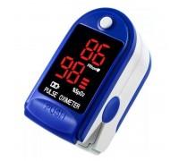 Пульсоксиметр FINGERTIP торговой марки Pulse Oximeter  (с батарейками 2шт)