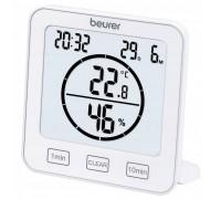 Термогигрометр Beurer HM22, белый