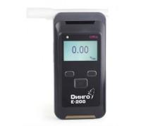 Алкотестер Динго Е-200 (без Bluetooth и Без Слота для SD-карты,без принтера)