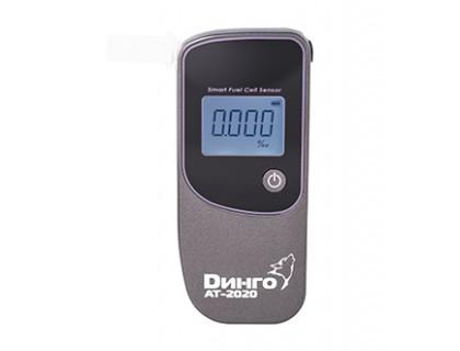 Алкотестер Динго АТ-2020