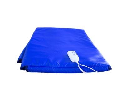 Электроодеяло двухзонное для косметологии Infralight (180 * 220 см) ES-300 EcoSapiens цвет синий
