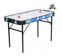 """Игровой стол - аэрохоккей DFC """"CHILI"""" ES-AT-4824 Размер стола 4 фута"""