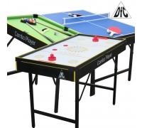 Игровой стол - трансформер DFC SMILE ES-GT-4870 (Модель 3 в 1: хоккей/теннис/бильярд)