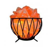 Солевая лампа Домашний очаг (модель 792) 5 кг