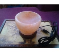 Солевая лампа - USB ВАЗОЧКА