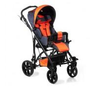 Коляска для детей с ДЦП VITEA CARE  JUNIOR PLUS  (литые колеса)