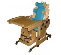 """Опора для сидения, ОС-004.1.01, """"Я Могу!"""" (с подголовником)"""