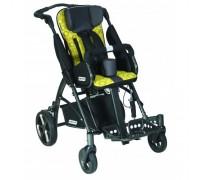 Детская прогулочная коляска Patron Tom 5 Clipper (T5CWKPMYY) черный/лайм