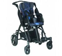 Детская прогулочная коляска Patron Tom 5 Clipper (T5CWKPMYY) черный с синим