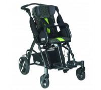 Детская прогулочная коляска Patron Tom 5 Clipper (T5CWKPMYY) лайм/черный