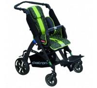 Детская прогулочная коляска Patron Tom 5 Streeter (T5SWKPMYY) зеленый (антрацит)