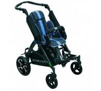 Детская прогулочная коляска Patron Tom 5 Streeter (T5SWKPMYY) лавандовый (антрацит)