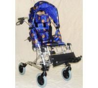 Детская инвалидная коляска ДЦП Амрос AMWC18FA-EL
