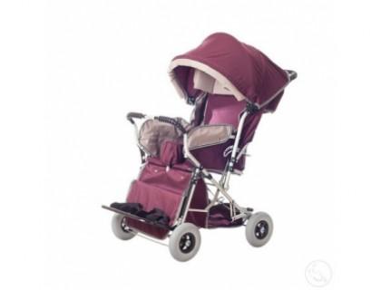Кресло-коляска инвалидная детская Василиса 1 размер (пневматические колеса)