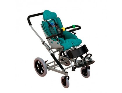 Кресло-коляска ДЦП детская прогулочная Mitico (20-26 см)