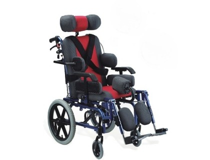 Детская кресло-коляска LY-710-958