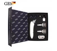 Прибор для вакуумной чистки и дермабразии лица ELASTIC GESS-630