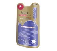 Маска для лица с экстрактом улитки US MEDICA Snail Mask (упаковка 10 штук)