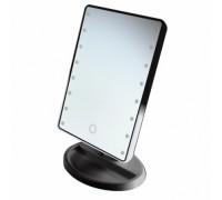 Зеркало настольное uLike Mini GESS-805m с подсветкой