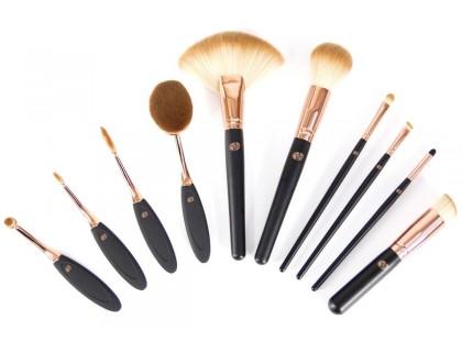 RIO профессиональный набор кистей для макияжа - BRCO